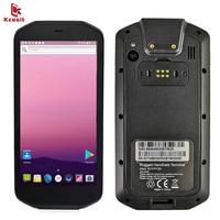 China K51 Android PDA Barcode Scanner 2D Wireless Bluetooth POS Terminal Handheld QR Bar Codes Reader UHF RFID NFC GPS 4G