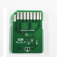 EMMC153 eMMC169 eMMC 153 eMMC 169 a interface SD placa de teste Circuitos integrados    -