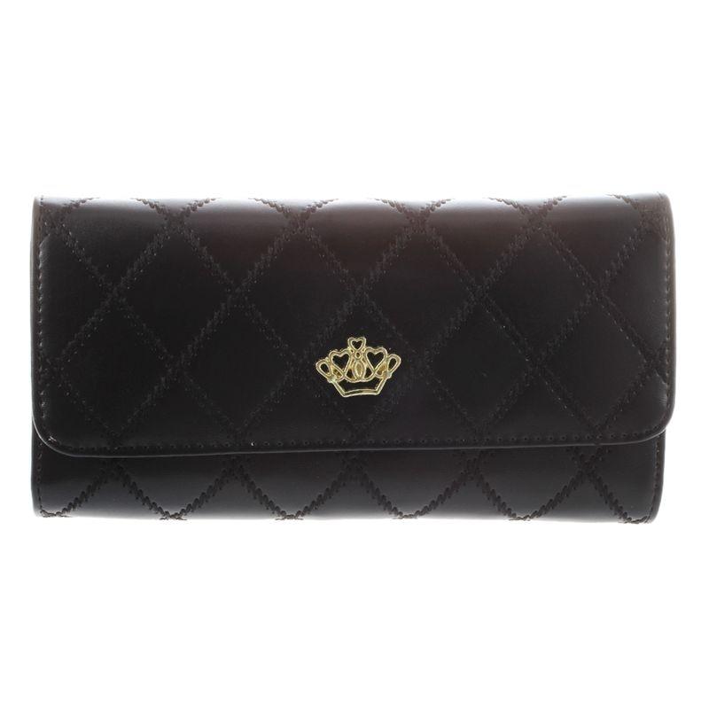 Women Lady Long Clutch Purse Bags Leather Bag Card Holder Wallet Black