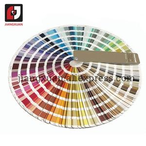 Image 2 - PANTONE 2 книги/набор США TPX/TPG FHIP110N 2310 видов цветовых направляющих для модных интерьеров, текстиль, одежда