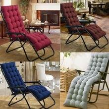 Cojines para sillas, suaves cojines para sillas de algodón de estilo Vintage de Claccis para decoración de jardín, comedor y oficina