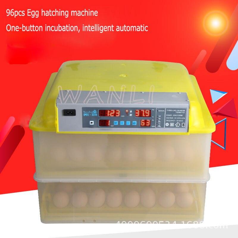 110V/220V  48pcs,,56pcs,96pcs, 112pcs Automatic Incubator Incubator Incubator Incubator
