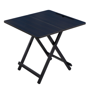 Folding Table Home Small Table Portable Outdoor Folding Stall Table Square Dormitory Simple Small Table