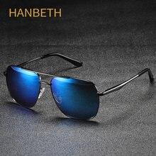 Солнцезащитные очки авиаторы поляризационные в металлической