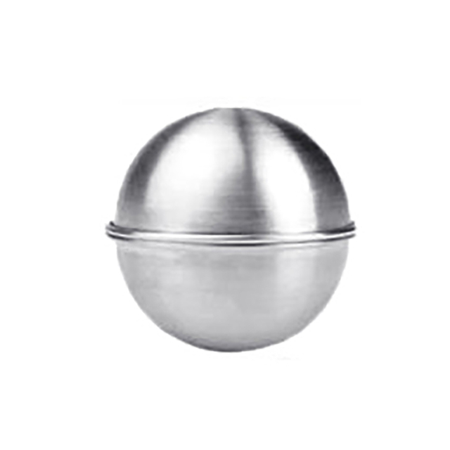 2Pcs Creative Metal Aluminum Alloy 3D Ball Bath Bombs Round Sphere Shape Cake Mold DIY Baking Tool Accessories Crafting Gifts 5