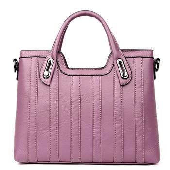 New Style Simple Fashion Women's Handbag Shoulder Bag Casual Shoulder Bag