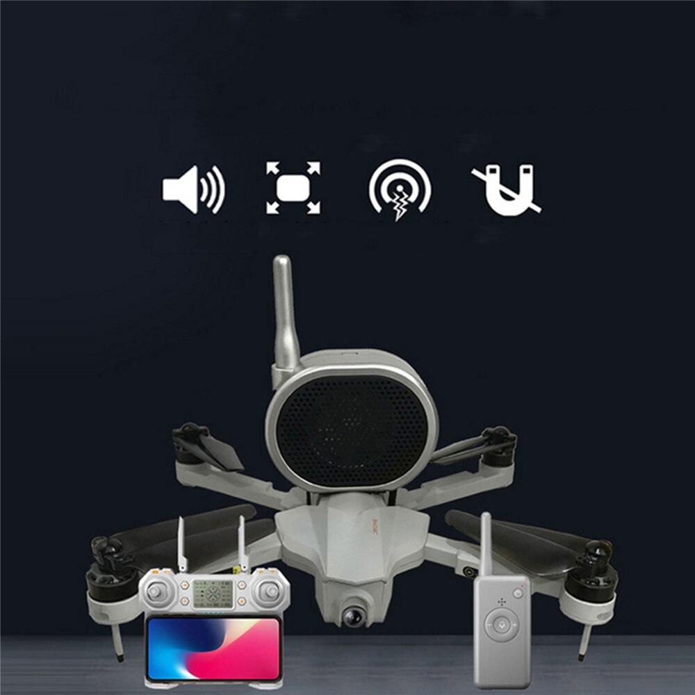 Drone Megaphone Walkie Talkie Wireless-Lautsprecher für DJI Mavic Mini SG907 M8