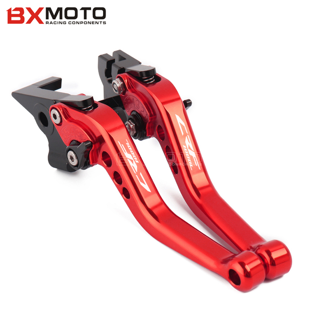 Short Motorcycle Adjustable Brake Clutch Levers For Honda CRF1000L Africa Twin 2016 2017 2018 2019 CRF 1000L Levers