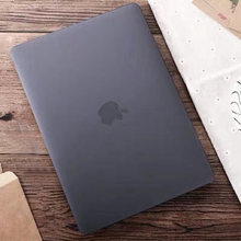 Matte Transparent Laptop Case For Macbook New Air 13 A1932 A2337 New Pro 13 A1708 A1989 A2338 Old Air 13.3 A1466 Shell Cover