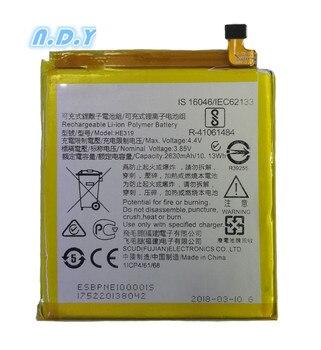 Original  HE319 2650mAh Battery For For Nokia 3 TA-1020 1028 1032 1038 Lithium Polymer Batteries shyueda 100% original new aaa for nokia 3 ta 1020 ta 1028 ta 1032 ta 1038 5 0 lcd display touch screen digitizer