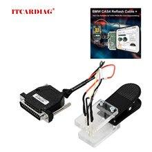 Adaptateur de lecture de données pour BMW CAS4 MC9S12, câble de flash + Clip lit les données CAS4 sans soudure