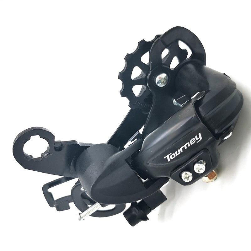 TOURNEY TY300 6S фотоаппаратов моментальной печати 7S Скорость задний переключатель передач MTB велосипедная часть