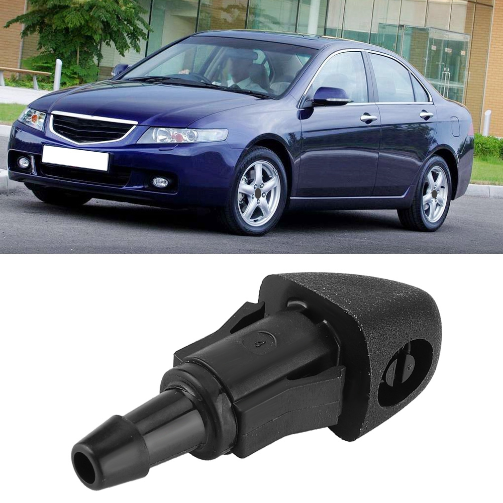 Car Windscreen Wiper Washer Spray Nozzle For HONDA ACCORD CIVIC CITY CR-V JAZZ PRELUDE