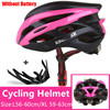 Kingbike 2019 novo design preto capacetes de bicicleta mtb mountain road ciclismo capacete da bicicleta casco ciclismo tamanho L-XL 8