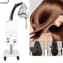 Nano Hair Steamer Anion Hair Color Processor Stand Up Rollin