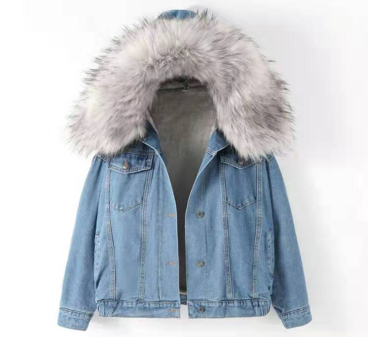 Awesome Denim Jacket 4 Colors 4