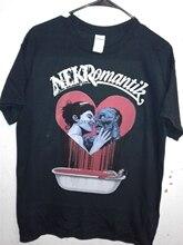 Nekromantik t shirt horror movie cult jorg buttgereit necromantic new