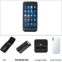 Protecteur décran pour pda portable étui de protection pour socle de chargeur de Terminal de position robuste pour Android entrepôt PDA IPDA037