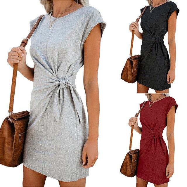 2020 Sleeveless Maternity Dresses 6