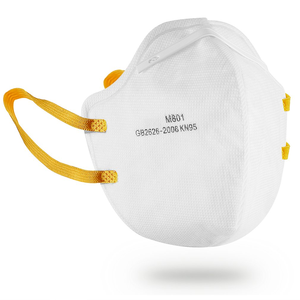Filter Protective Mask / Kn95 Anti-Fog Masks Kn95 Dust-Proof Pm2.5 Mask Face Protective Masks 1/2 Pcs