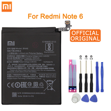 Xiao Mi Original Phone Battery BN46 for Xiaomi Redmi Note 6 / Note 8 Redmi7 3900mAh Replacement Batteries Free Tools
