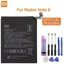 Xiao Mi Original Telefon Batterie BN46 für Xiaomi Redmi Hinweis 6/Hinweis 8 Redmi7 3900mAh Ersatz Batterien Kostenloser werkzeuge