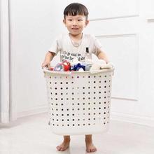 Грязная корзина для одежды пластиковая корзина для белья игрушка одежда грязная одежда домашнее хранилище корзина для одежды корзина