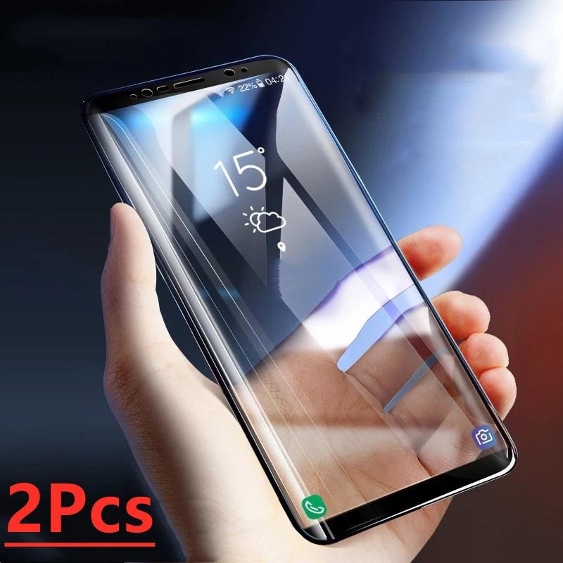 Защитное стекло 9D для Samsung Galaxy Note 20 S21 S20 FE Ultra 10 9 S8 S9 S10 Lite S9 Plus|Защитные стёкла и плёнки для телефонов|   | АлиЭкспресс