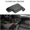 Комплект для замены крышки подлокотника центральной консоли автомобиля для BMW E46 1998-2006