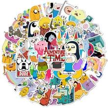Skateboard Animation-Adventure Graffiti Stickers Mobile-Phone Waterproof Decorative-Toys
