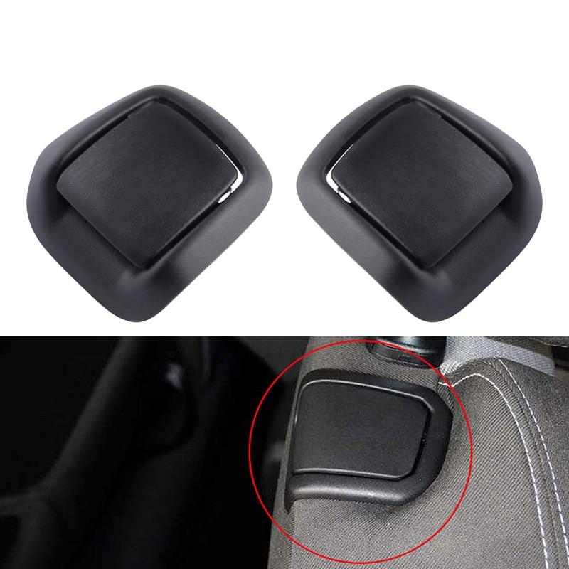 SPEEDWOW Right & Left Hand Front Seat Tilt Handles For Ford Fiesta MK6 VI 3 Door 2002-2008 1417521 1417520