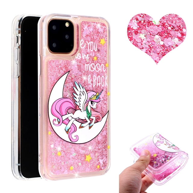 Girls Glitter Star Case for iPhone 11/11 Pro/11 Pro Max 1