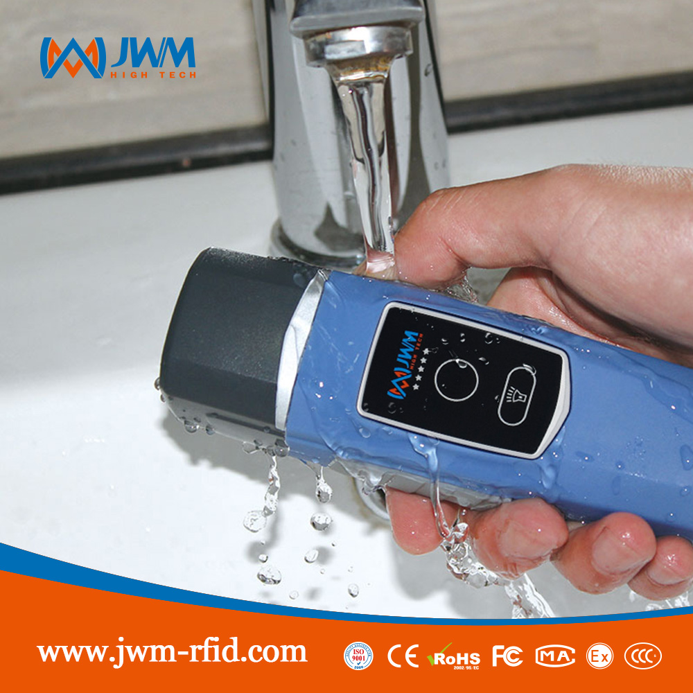 JWM New Product RFID Guard Tour Patrol System,guard Monitoring System With Free Cloud Software