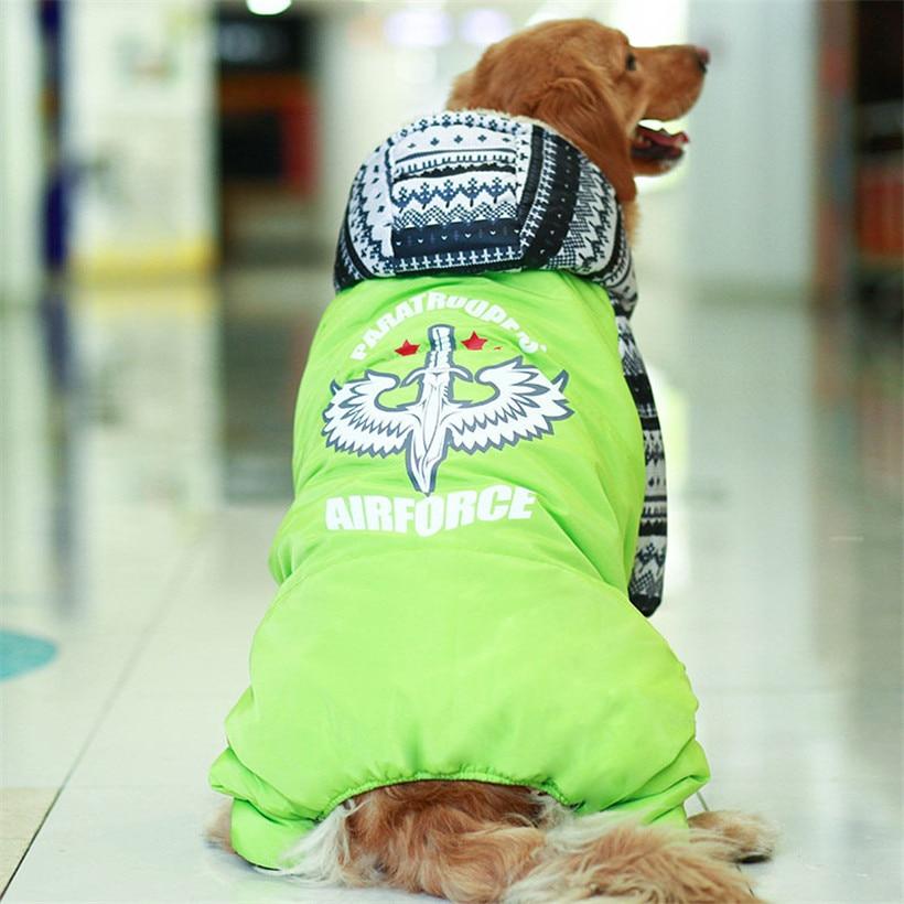 Dog Pet Clothes warm (1)