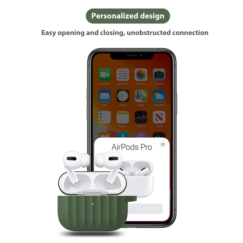 Anti-drop Silicone Case for AirPods Pro 6
