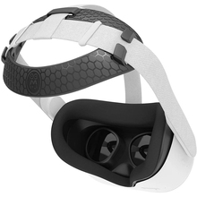AMVR OOM Head Back Padding, Gravity Pressure Balance Cushion Comfortable Soft TPU Pad Accessories for Oculus Quest 2