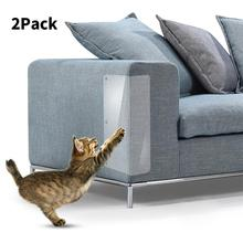 Couch-Protector Furniture Pet-Guard Cat Scratchers Kitten 2pc-Set Paw-Pad Adhesive PVC