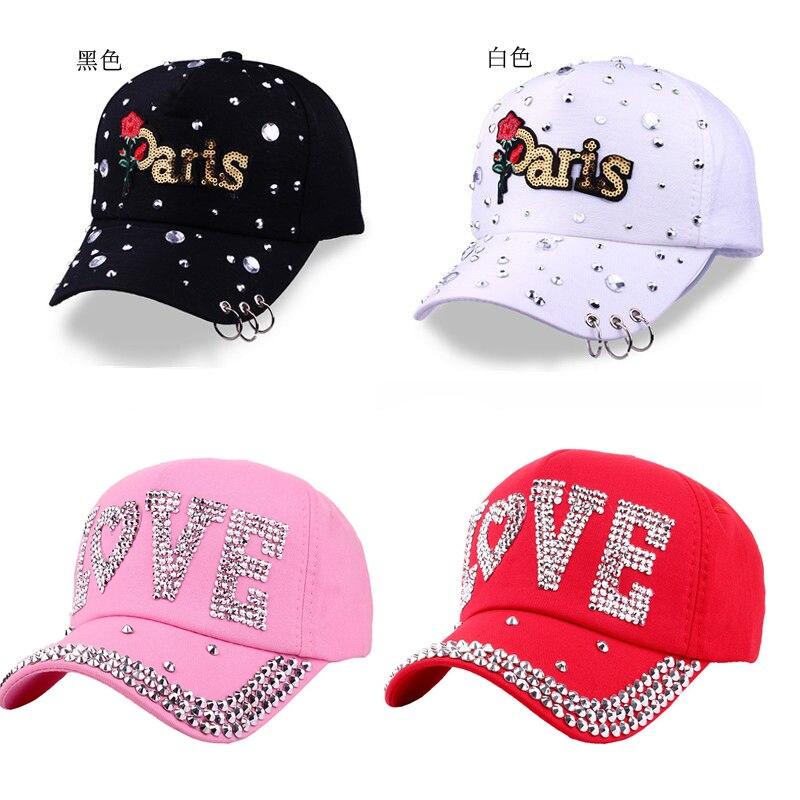 Gorra de béisbol con letras bordadas para hombre y mujer, visera para exteriores, informal, ajustable, deportiva