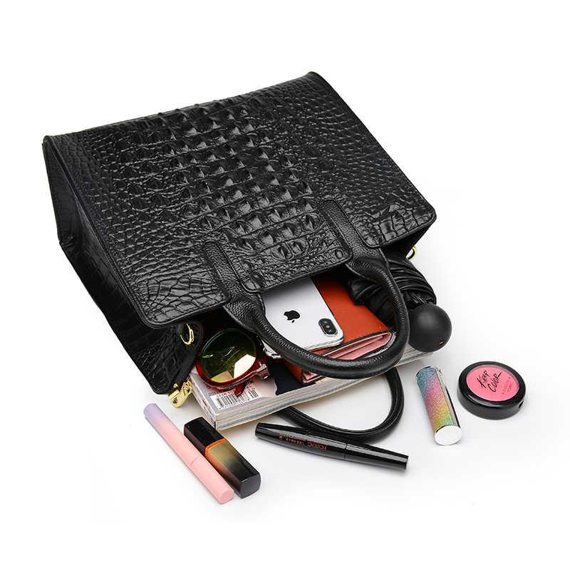 Кожаная сумка большая дамская сумка высокого качества повседневные сумки для багажа Сумочка Сумка женская большая