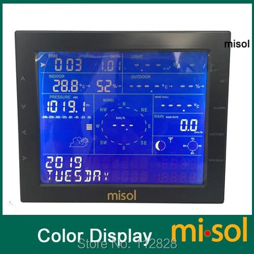 A MISOL / vezeték nélküli meteorológiai állomás csatlakozik a - Mérőműszerek - Fénykép 4