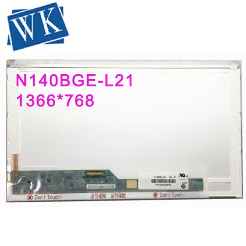 N140BGE L21 L22 L11 L12 BT140GW01 LP140WH1 LP140WH4 LTN140AT02 LTN140AT16 LTN140AT26 B140XW01 V.8 V.9 40pins