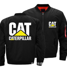 2020 New Autumn Winter for CAT Bomber jacket Men Fashion Sta