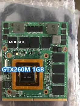 GTX-tarjeta de G92-751-B1 para ordenador portátil, 260M, 1GB, WDXVH, vídeo VGA, P/N:...