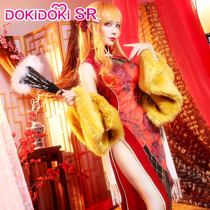 DokiDoki-SR Anime ONE PIECE Cosplay Nami Doujin Costume Women Dress ONE PIECE Nami Cosplay Costume Halloween