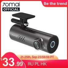70mai Car DVR 1S APP & English Voice Control 70mai 1S 1080P HD Night Vision 70mai 1S Dash Camera Recorder WiFi 70mai Dash Cam(China)