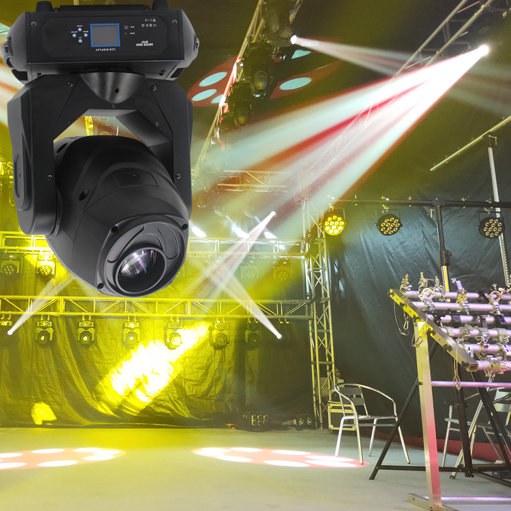 260w Led 3in1 Beam Spot Wash In Any Color The Same High Brightness As Adj Led 260w 3in1 Moving Head Light