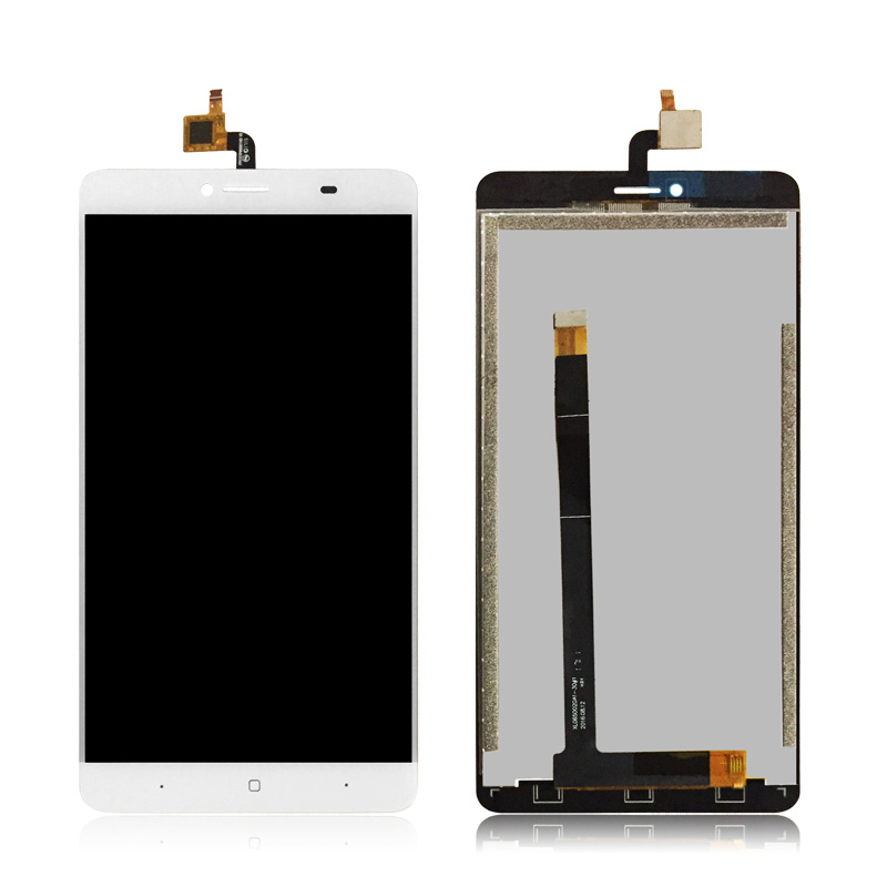 For Doogee Y6 max LCD Display+Touch Screen 100% Tested Screen Digitizer Assembly Replacement With Frame
