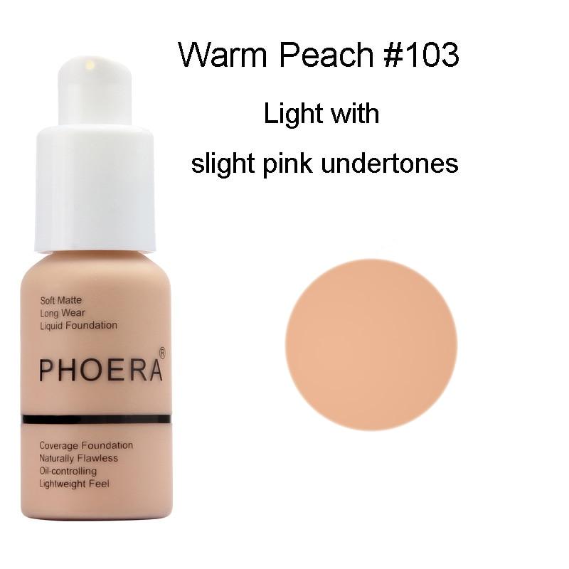 103 Warm Peach