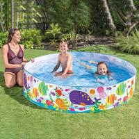 Hard Plastic Portable Pool Child Swimming Pool Inflatable Pool Foldable Home Swimming Accessories Family Beach Activies Pools