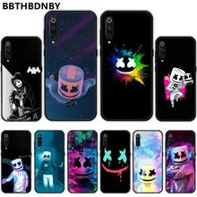 DJ Marshmello Phone Case bumper For Xiaomi Redmi 4x 5 plus 6A 7 7A 8 mi8 8lite 9 note 4 5 7 8 pro fractions bumper book ages 5 7